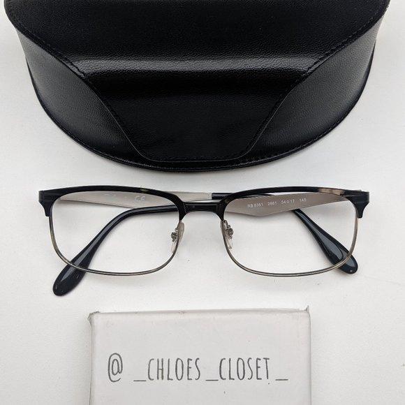 🕶️Ray Ban RB6361 2861 Unisex Eyeglasses/PS539🕶️